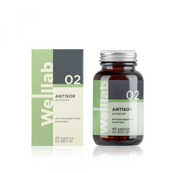 Антиоксидантный комплекс Welllab ANTISOR