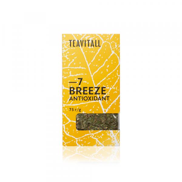 Чайный напиток антиоксидантный TeaVitall Express Breeze 7 (75 г)
