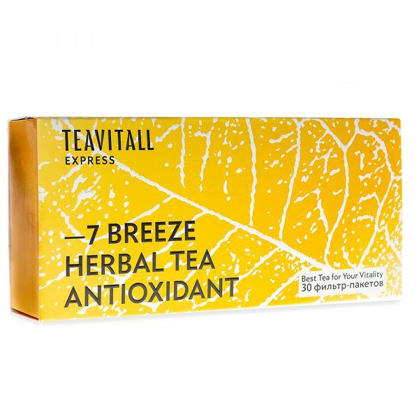 Чайный напиток антиоксидантный TeaVitall Express Breeze 7