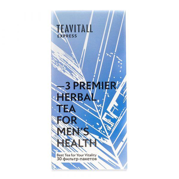 Чайный напиток для мужского здоровья TeaVitall Express Premier 3
