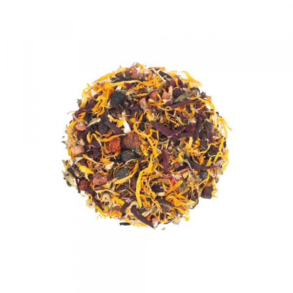 Чайный напиток для сердечно-сосудистой системы TeaVitall Express Cardex 6 (75 г)