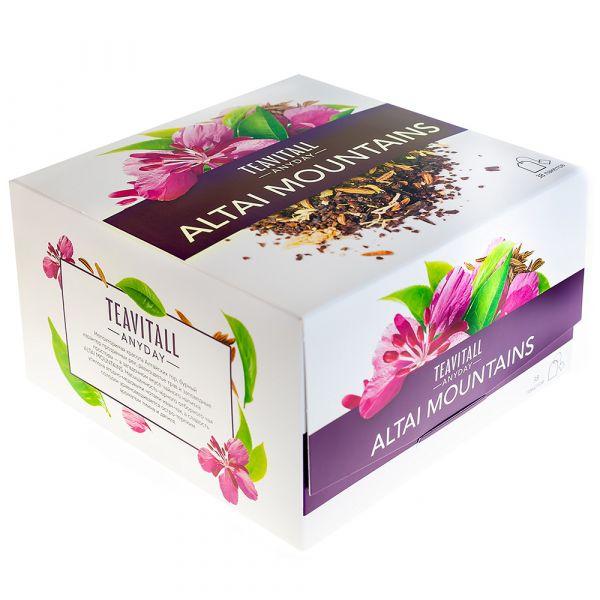 "Чайный напиток TeaVitall Anyday ""Altai Mountains"""