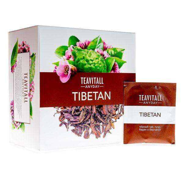 "Чайный напиток TeaVitall Anyday ""Tibetan"""
