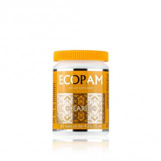 Способствует очищению организма Ecopam Clearing