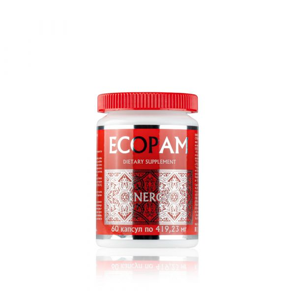 Природный энергетик Ecopam Energy