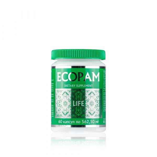 Восстанавливает баланс питательных элементов Ecopam Life