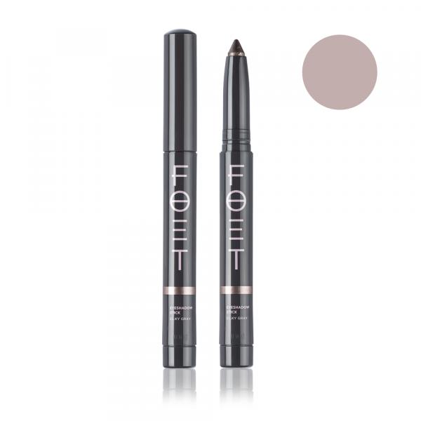 Foet Тени для век / Eyeshadow Stick Шелковистый Серый