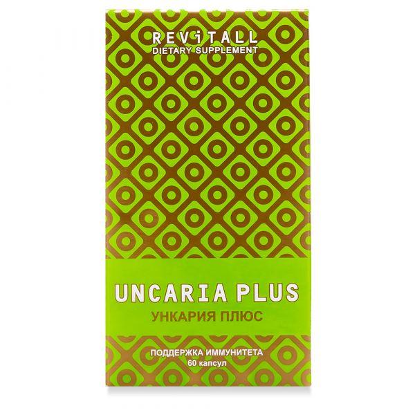Комплекс на основе коры ункарии Revitall UNCARIA PLUS