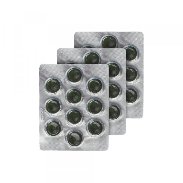 Леденцы для здоровья и молодости организма Healthberry Ecodrops Seaweed (30 шт)