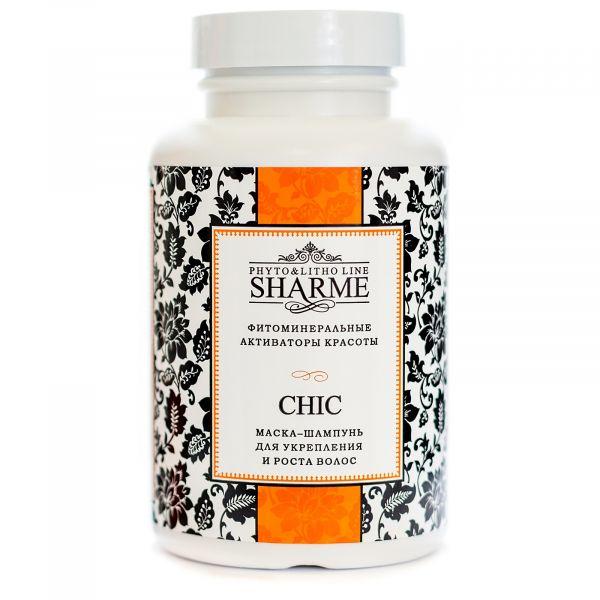 Маска-шампунь для укрепления и роста волос Sharme Chic