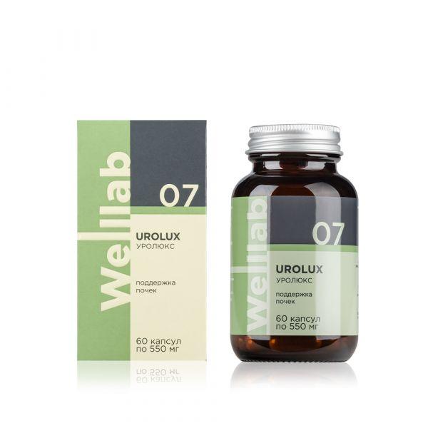 Поддержка почек и мочевыводящих путей Welllab UROLUX