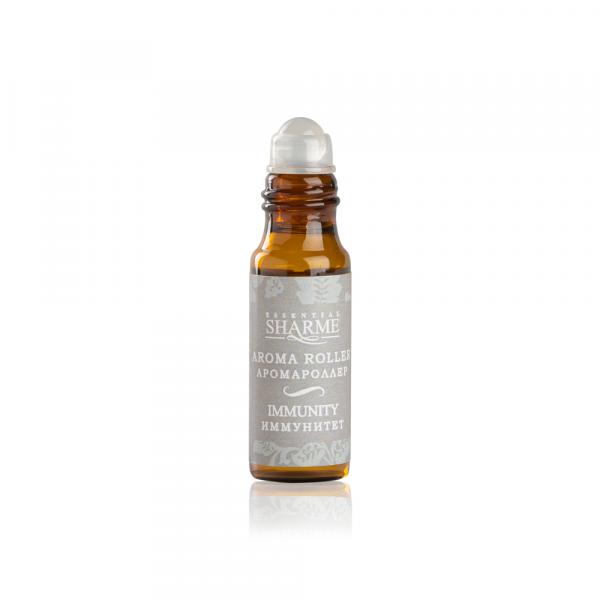 Компактный аромамедиатор вашего настроения Sharme Essential аромароллер Иммунитет