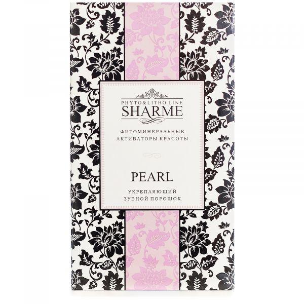 Sharme Smile / Укрепляющий зубной порошок