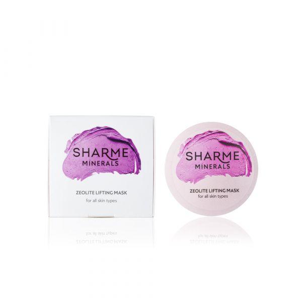Цеолитовая лифтинг-маска для всех типов кожи Sharme Minerals