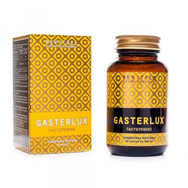 Улучшение пищеварения Revitall GASTERLUX