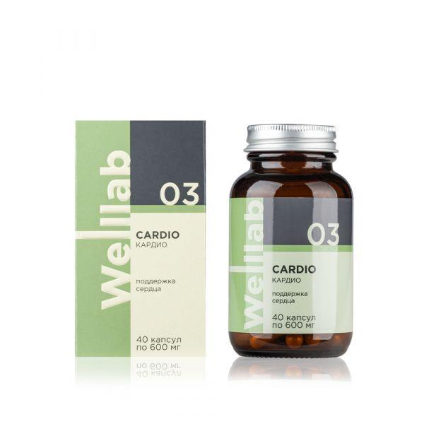 Здоровье сердца и сосудов Welllab CARDIO